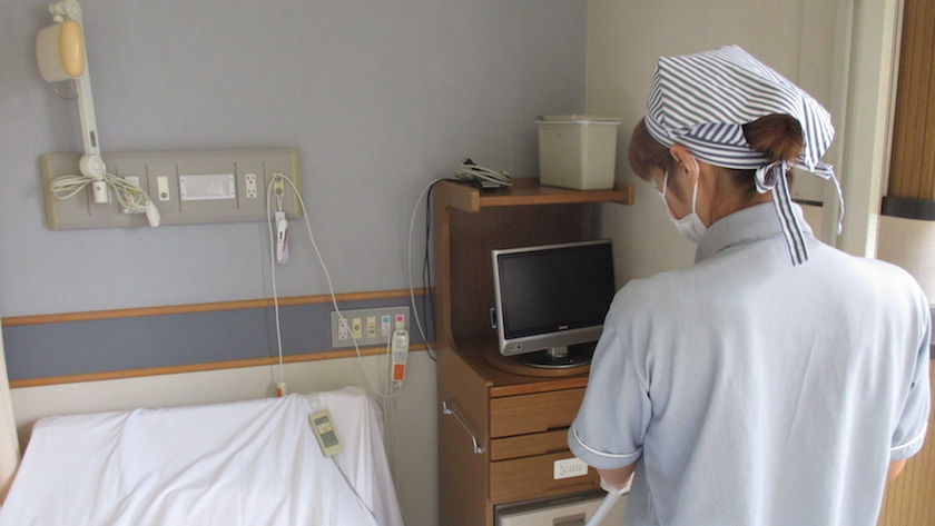 マイナビ 進路のミカタ 【シゴトを知ろう】病院スタッフ 編に掲載されました。